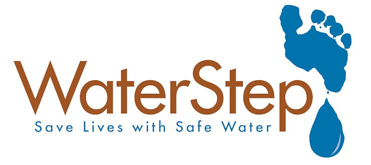 WaterStep - Color Logo