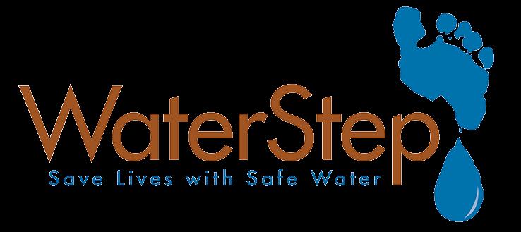 WaterStep - Color Logo