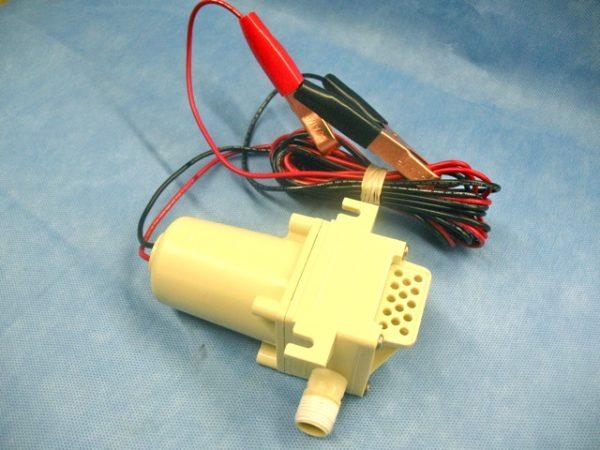 WaterStep - 12V DC Centrifugal Circulation Pump
