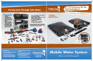 Waterstep - Logos - Mobile Water System Brochure with bleeds