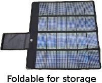 WaterStep - 60W Solar Panel