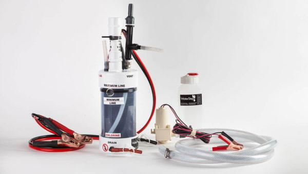 WaterStep - M-100 Chlorine Generator