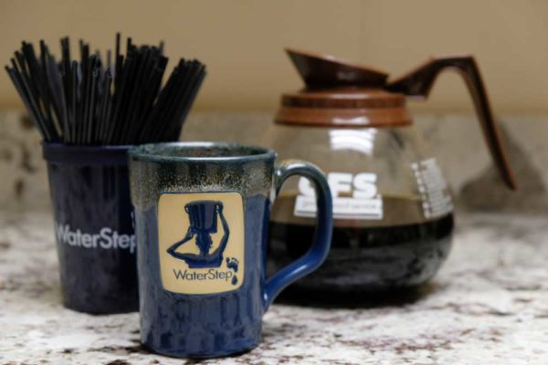 WaterStep - Mug and Coffee