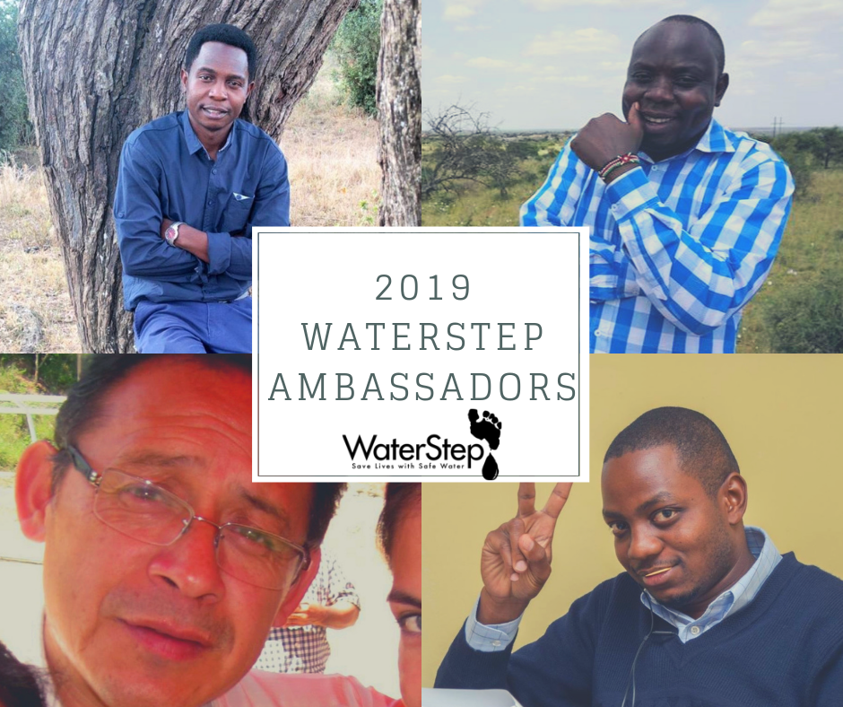 WaterStep Names 2019 Ambassadors
