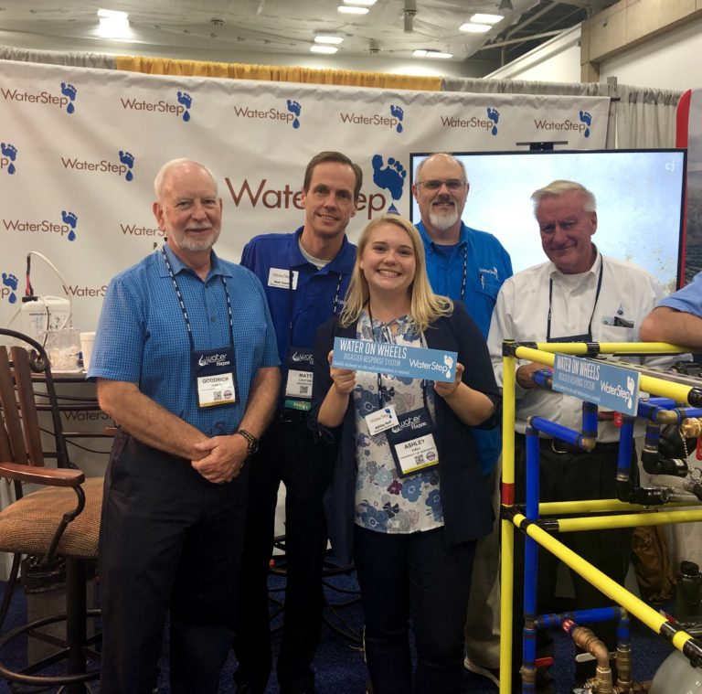 WaterStep Unveils New Disaster Response Equipment