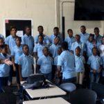 Haitian Choir Member Becomes Field Consultant