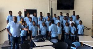 Haitian Choir Member Becomes Field Consultant