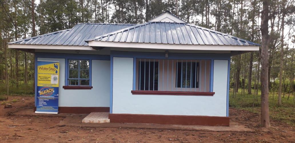 Paul Owino Builds Bleach Business in Kenya