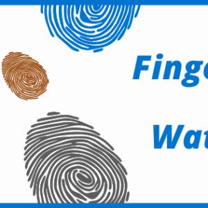 Leaving a Fingerprint