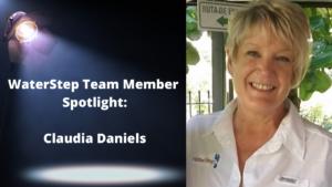 Meet Claudia Daniels!