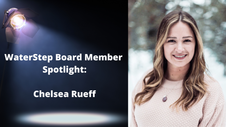 Read more about the article Meet Board Member Chelsea Rueff!