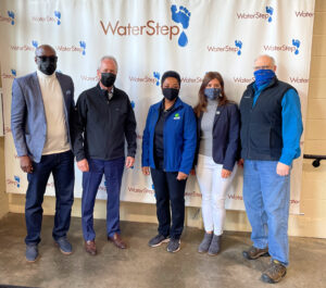 Mayor Greg Fischer Kicks Off Earth Day at WaterStep