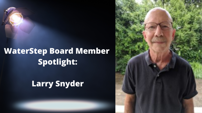 Read more about the article Meet Board Member Larry Snyder!