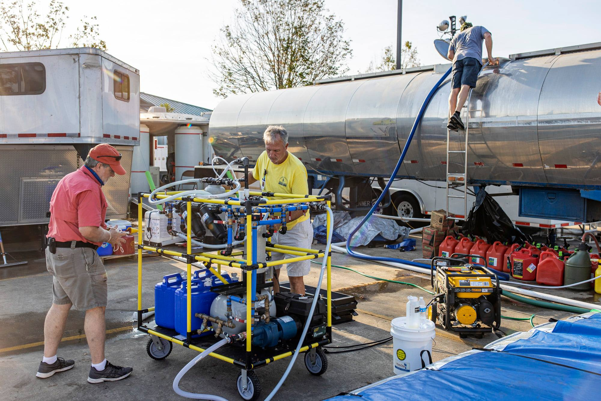 You are currently viewing WaterStep WOW Cart Enables Communities to Prepare for Disasters