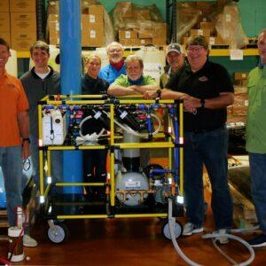 WaterStep Responds in the Wake of Hurricane Ida