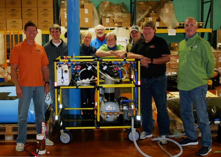 Read more about the article WaterStep Responds in the Wake of Hurricane Ida